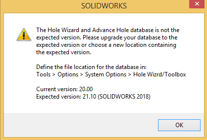 HoleWizard_database_error.png